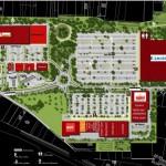 Face au projet de parking de centre-ville de 200 places payantes, la zone commerciale du Blanc Carroi offre aux Chinonais 1.507 places de parking gratuit et illimité. Selon les urbanistes, il est impossible de mener de front une politique de revitalisation commerciale des centres-villes et le développement de zones commerciales périurbaines.