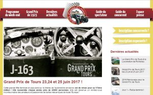 Commémoration du du Grand prix de Tours 1923 @ Promenade des Drs Mattraits, Chinon   Chinon   Centre   France
