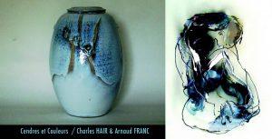 Expo Cendres et Couleurs @ Chai Pierre et Bertrand Couly   Chinon   Centre-Val de Loire   France