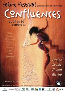 16ème Festival jeune public Confluences @ Chinon, Avoine, Seuilly, Savigny-en-Véron