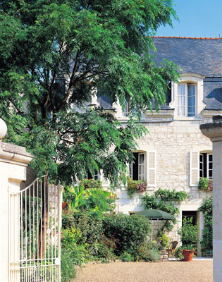 Hôtel Diderot Chinon France Vallée de la Loire